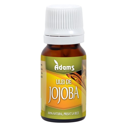 Ulei de Jojoba 10ml Adams