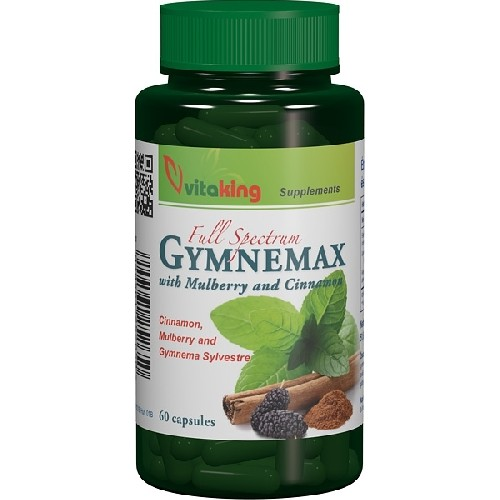 Gymnemax 60cpr Vitaking vitamix poza