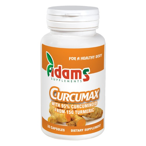 Curcumax 30cps Adams Supplements