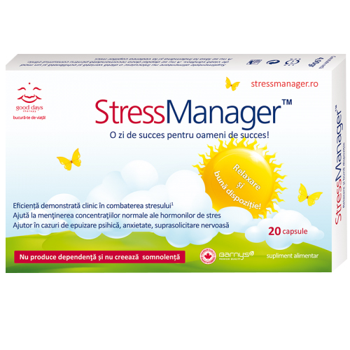 Stressmanager  30cps Good Days
