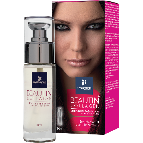 Beautin Collagen Face Eye Serum 30ml MyElements