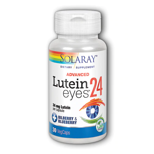 Lutein Eye Advanced 30cps Secom imagine produs la reducere