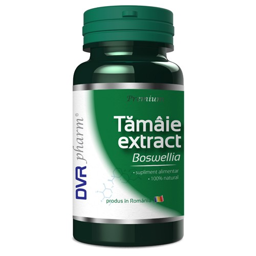 Tamaie Extract 60cps DVR Pharm vitamix poza
