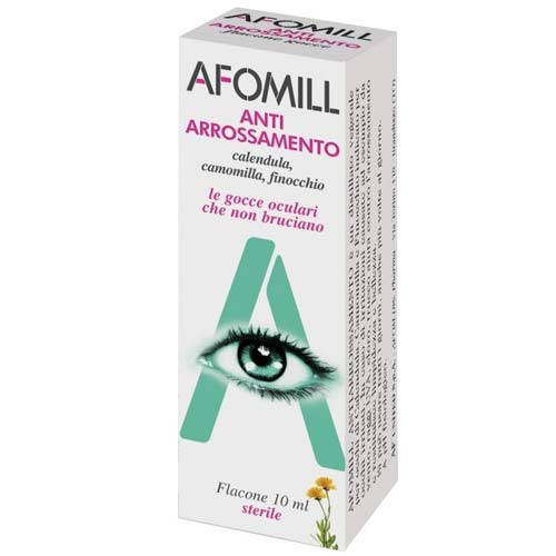 Afomill Decongestionant 10ml